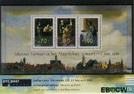 Nederland NL M147  1996 Vermeer, Johannes  cent  Postfris