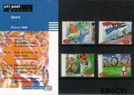 Nederland NL M155  1996 Sport  cent  Postfris