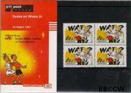 Nederland NL M167  1997 Strippostzegels Suske en Wiske  cent  Postfris