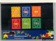 Nederland NL M179  1997 Kerstgedachten  cent  Postfris