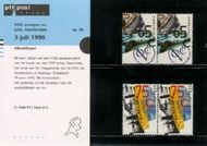 Nederland NL M76  1990 Scheepvaart  cent  Postfris