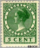 Nederland NL R64  1930 Type 'Veth' 5 cent  Gestempeld