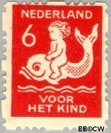 Nederland NL R84  1929 Voor het kind 6+4 cent  Gestempeld