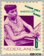 Nederland NL R92  1931 Misdeelde kind 6+4 cent  Gestempeld