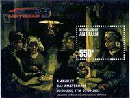 Nederlandse Antillen NA 1401  2002 Amphilex 2002- Aardappeleters  cent  Postfris