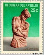 Nederlandse Antillen NA 328  1962 Voorwerpen 25 cent  Gestempeld