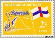 Nederlandse Antillen NA 359  1965 Eilanden 2 cent  Gestempeld