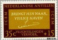Nederlandse Antillen NA 369  1966 ICEM 25 cent  Gestempeld