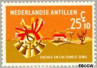 Nederlandse Antillen NA 399  1968 Sociale zorg 15+5 cent  Gestempeld