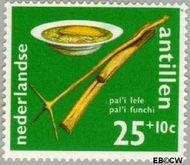 Nederlandse Antillen NA 439  1971 Voorwerpen 25+10 cent  Gestempeld