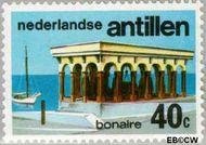 Nederlandse Antillen NA 519  1976 Toerisme 40 cent  Gestempeld