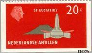 Nederlandse Antillen NA 559  1977 Landschappen 20 cent  Gestempeld