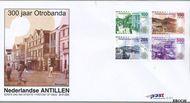 Nederlandse Antillen NA E371  2005 Sociale en culturele zorg 53 cent  FDC zonder adres