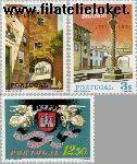 POR 1143#1145 Postfris 1971 Stadsrechten Castelo-Branco