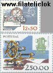 POR 1593#1594 Postfris 1983 Ontwikkeling bedrijfsmiddelen