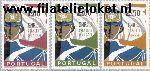 POR 912#914 Postfris 1962 Guarda Nacional Republicana