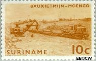Suriname SU 427  1965 Brokopondo-project 10 cent  Gestempeld