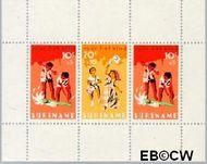 Suriname SU 467  1966 Feesten  cent  Gestempeld