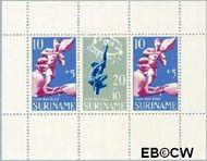 Suriname SU 527  1969 Kinderspelen  cent  Gestempeld