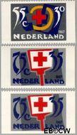 Nederland NL 1384a#1384c  1987 Rode Kruis- Activiteiten  cent  Postfris