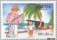Aruba AR 237  1999 Kinderzegels 60+30 cent  Gestempeld