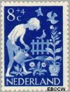 Nederland NL 781  1962 Kinderactiviteiten 8+4 cent  Gestempeld