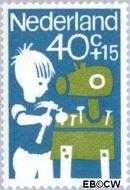 Nederland NL 834  1964 Hobby's 40+15 cent  Gestempeld