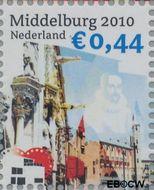 Nederland NL 2696A#  2010 Mooi Nederland- Middelburg  cent  Gestempeld