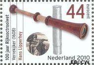 Nederland NL 2706  2010 Rijksoctroowet 44 cent  Gestempeld