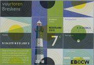 Nederland NL 2717  2010 Vuurtoren  cent  Gestempeld