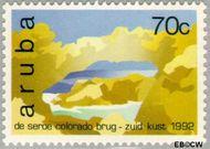 Aruba AR 116  1992 Natuurlijke bruggen 70 cent  Gestempeld