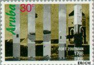 Aruba AR 207  1998 Fort Zoutman 30 cent  Gestempeld