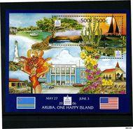 Aruba AR 360  2006 Int. Postzegeltentoonstelling Washington 75 cent  Gestempeld