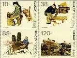 azo 426C#429C Postfris 1992 Beroepen