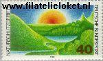 Bundesrepublik BRD 1052#  1980 Beschermd natuurgebied  Postfris