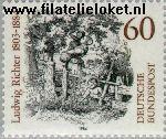 Bundesrepublik BRD 1213#  1984 Richter, Ludwig  Postfris