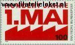 Bundesrepublik BRD 1459#  1990 Dag van de Arbeid  Postfris