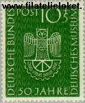 Bundesrepublik BRD 163#  1953 Museum München  Postfris