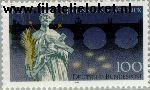 Bundesrepublik BRD 1655#  1993 Nepomuk, Johannes von  Postfris