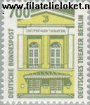 Bundesrepublik BRD 1691#  1993 Bezienswaardigheden  Postfris