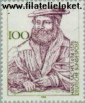 Bundesrepublik BRD 1763#  1994 Sachs, Hans  Postfris