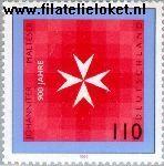 Bundesrepublik BRD 2047#  1999 Malteserorde  Postfris