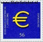 Bundesrepublik BRD 2236#  2002 Invoering Euro  Postfris