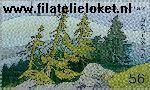 Bundesrepublik brd 2268#  2002 Natuurparken  Postfris