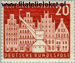 Bundesrepublik BRD 230#  1956 Lüneburg  Postfris