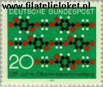 Bundesrepublik BRD 664#  1971 Kunstvezels  Postfris