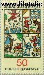 Bundesrepublik BRD 922#  1977 Tijl Uilenspiegel  Postfris