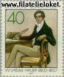 Bundesrepublik BRD 954#  1977 Hauff, Wilhelm  Postfris