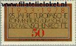 Bundesrepublik BRD 979#  1978 Europese Conventie  Postfris