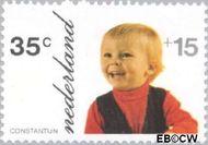 Nederland NL 1022  1972 Prinsen 35+15 cent  Gestempeld